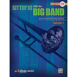 Alfred Sittin In with the Big Band for Trombone (Book and CD)