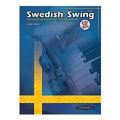 Image for Swedish Swing -Violin Ensembles (Book and CD) from SamAsh