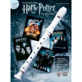 Image for Selections from Harry Potter for Recorder from SamAsh