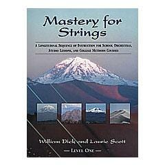 Image for Mastery for Strings from SamAsh