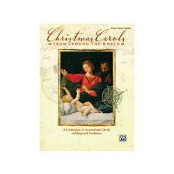 Image for Christmas Carols from Around the World (P/V/G) from SamAsh