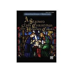 Image for A Stained Glass Christmas with Heavenly Carols (P/V/G) from SamAsh