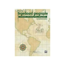 Image for Fingerboard Geography for the String Class from SamAsh