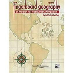 Image for Fingerboard Geography for Violin Volume 1 from SamAsh