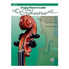 Image for String Players' Guide to the Orchestra (Violin 1) from SamAsh