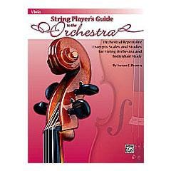 Image for String Players' Guide to the Orchestra (Viola) from SamAsh