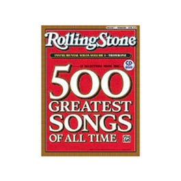 Image for Selections from Rolling Stone Magazine's 500 Greatest Songs of All Time:Trombone Volume 1 (Book and CD) from SamAsh