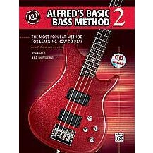 Alfred Alfred's Basic Bass Method, Book 2