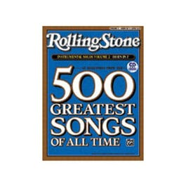 Image for Selections from Rolling Stone Magazine's 500 Greatest Songs of All Time:French Horn Volume 2(Book and CD) from SamAsh