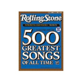 Image for Selections from Rolling Stone Magazine's 500 Greatest Songs of All Time:Trombone Volume 2 (Book and CD) from SamAsh