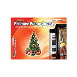 Image for Premier Piano Course: Christmas Book 1A from SamAsh