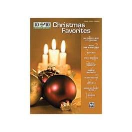 Image for 10 for 10 Sheet Music: Christmas Favorites (P/V/G) from SamAsh