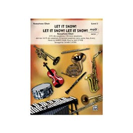 Image for Let It Snow! Let It Snow! Let It Snow! [Saxophone Choir] from SamAsh