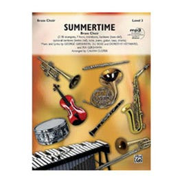 Image for Summertime (from Porgy and Bess) [Brass Choir] from SamAsh