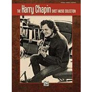 Hal Leonard The Harry Chapin Sheet Music Collection-P/V/G Composer