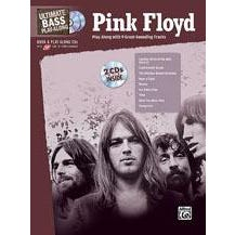 Image for Ultimate Bass Play-Along: Pink Floyd (Book and CD) from SamAsh
