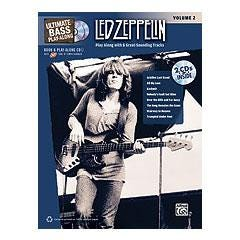 Image for Ultimate Bass Play-Along: Led Zeppelin, Volume 2 (Book and 2CDS) from SamAsh