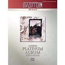 Image for Led Zeppelin: IV Platinum Guitar (TAB) from SamAsh