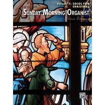 Image for Sunday Morning Organist, Volume 1: Solos for Christmas   , from SamAsh