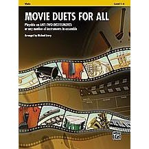Image for Movie Duets for All (Viola) from SamAsh