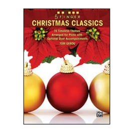 Image for 5 Finger Christmas Classics from SamAsh