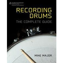 Alfred RECORDING DRUMS COMPLETE GUIDE