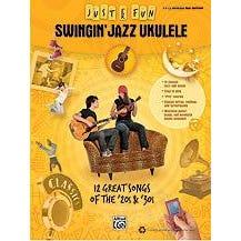 Image for Just for Fun: Swingin' Jazz Ukulele from SamAsh