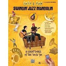 Image for Just for Fun: Swingin' Jazz Mandolin from SamAsh
