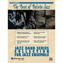 Image for Best of Belwin Jazz: Jazz Band Collection for Jazz Ensemble (Trombone) from SamAsh