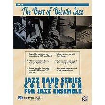 Image for Best of Belwin Jazz: Jazz Band Collection for Jazz Ensemble (Bass) from SamAsh