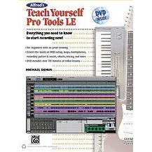 Image for Alfred's Teach Yourself Pro Tools LE (Book and DVD) from SamAsh