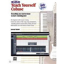 Image for Alfred's Teach Yourself Cubase (Book and DVD) from SamAsh