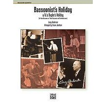 Alfred Bassoonist's Holiday (a/k/a Bugler's Holiday)