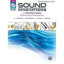 Alfred Sound Innovations for Concert Band, Book 1-Baritone B.C. (Book CD DVD)