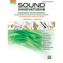 Alfred Sound Innovations for Concert Band: Ensemble Development for Intermediate Concert Band-Baritone T.C.
