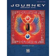Image for Journey: Greatest Hits (Updated Edition) (P/V/G) from SamAsh