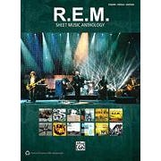 Hal Leonard R.E.M.: Sheet Music Anthology-Piano/Vocal/Guitar