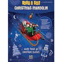 Image for Just for Fun: Christmas Mandolin (Easy TAB) from SamAsh