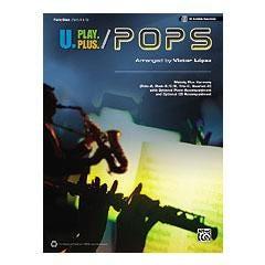 Alfred U.Play.Plus: Pops-Flute/Oboe Book
