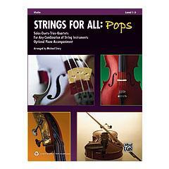 Image for Strings for All: Pops (Violin) from SamAsh