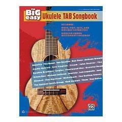 Image for The Big Easy Ukulele TAB Songbook from SamAsh
