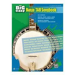 Image for The Big Easy Banjo TAB Songbook from SamAsh