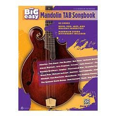 Image for The Big Easy Mandolin TAB Songbook from SamAsh