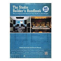 Image for The Studio Builder's Handbook (Book and DVD) from SamAsh