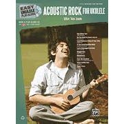 Alfred Acoustic Rock for Ukulele-Easy Play Along Bk & Cd