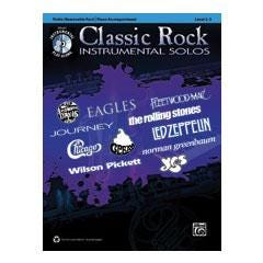 Image for Classic Rock Instrumental Solos for Strings for Violin (Book and CD) from SamAsh