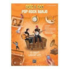 Image for Just for Fun: Pop-Rock Banjo (Easy Banjo TAB) from SamAsh