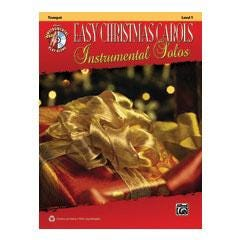 Image for Easy Christmas Carols Instrumental Solos-Trumpet (Book and CD) from SamAsh