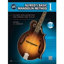 Alfred Alfred's Basic Mandolin Method 1
