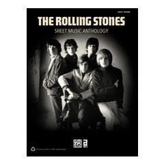 Image for The Rolling Stones: Sheet Music Anthology (Easy Piano) from SamAsh